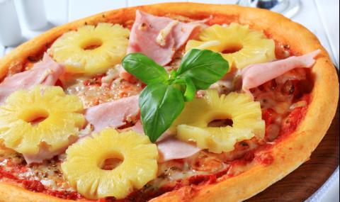 Предлагат забрана за пицата с ананас в Русия