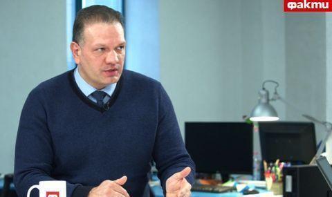 Адв. Петър Славов: Партиите на статуквото ще се опитат да убият енергията за промяна