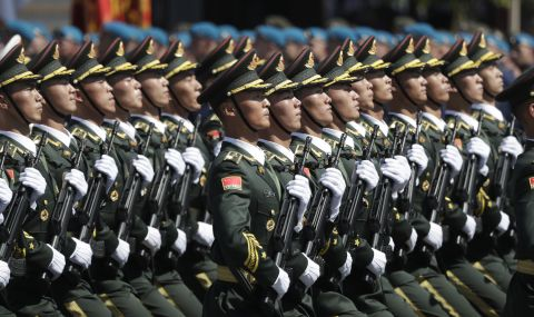 Колко силна е армията на Китай: числа и факти