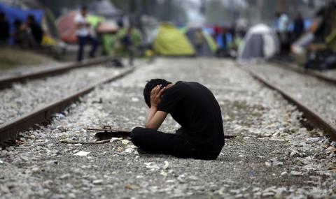 СЕМ смъмри телевизии заради кадри с бежанци