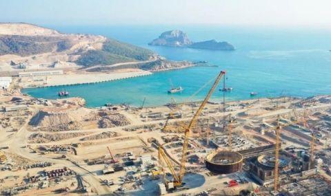 """20% от печалбата на АЕЦ """"Аккую"""" в Турция  ще отива в държавната хазна"""