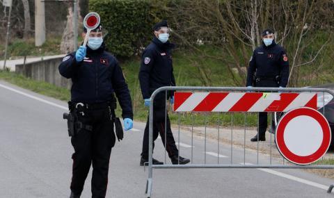 Шести смъртен случай от коронавируса в Италия