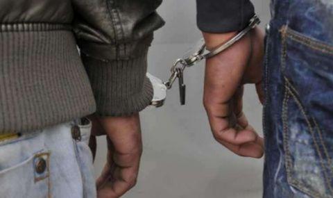 Нелегални мигранти заловени в полицейска операция в София - 1