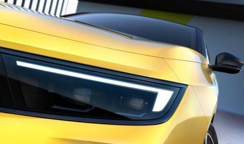 Opel най-после показа новата Astra