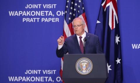 Австралия прие да участва в срещата на Г-7