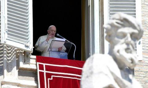 Папа Франциск: Държавите да приемат бежанците от Афганистан - 1