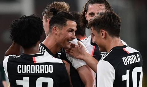 Сари: Роналдо и Дибала се разбират все по-добре