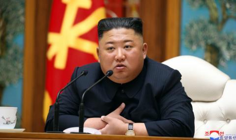 """Държавното радио на Северна Корея разказа за """"активната работа"""" на Ким Чен Ун"""
