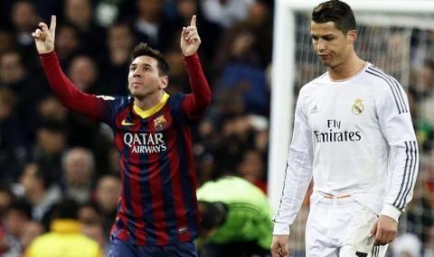 Меси пребори Роналдо за Футболист №1 в света за последното десетилетие