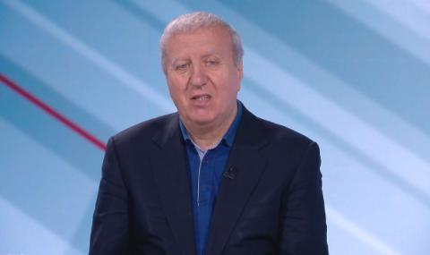 """Александър Томов: Ситуацията в """"Левски"""" е като умишления фалит на ЦСКА"""