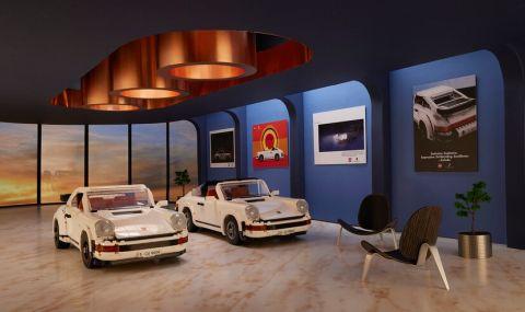 Класическо Porsche 911 за... 125 евро