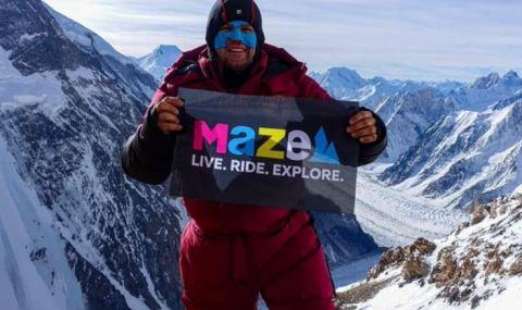 Трагедия: Атанас Скатов е паднал от 200 метра, издирват го