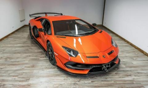 За над милион лева у нас се продава най-бързото и най-мощно Lamborghini