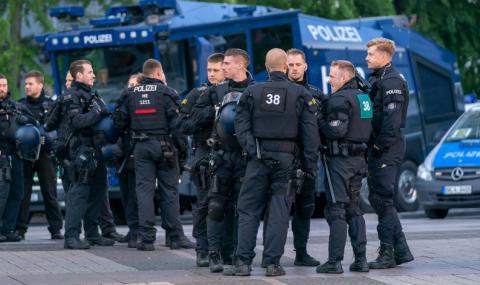 Вдигнаха на крак германската полиция заради бомбени заплахи