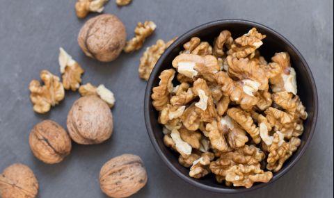 Орехите понижават холестерола - 1