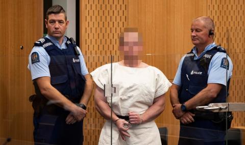 Стрелецът от Крайстчърч призна вината си