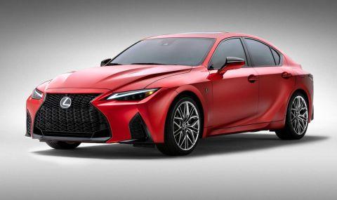 V8 мотор за новия Lexus IS 500 F Sport - 1