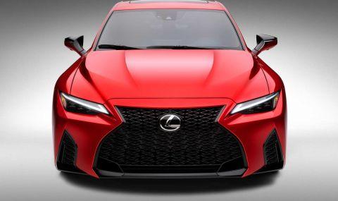 V8 мотор за новия Lexus IS 500 F Sport - 2