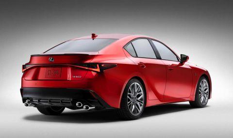 V8 мотор за новия Lexus IS 500 F Sport - 12