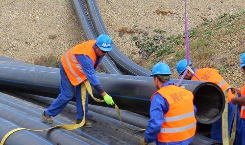 Откриха нови пукнатини по тръбопровода във Варненското езеро