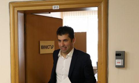 Кирил Петков: Ако мога да съм полезен, пак ще вляза в някаква роля
