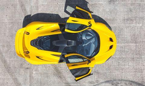 Продава се първият клиентски McLaren P1 - 6