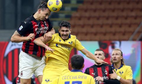 Ибрахимович се ядоса на въпроса кой е по-силен между него и Роналдо