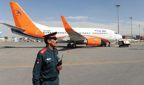 Талибаните искат подкрепа от Турция за летището в Кабул, но само техническа - 1