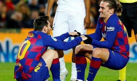 Барселона започна с успех при новия треньор