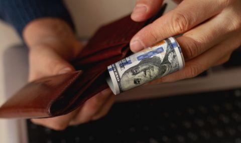 Колко пари има средният американец