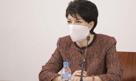 Атанасова: Още не знаем дали ще подкрепим ИТН