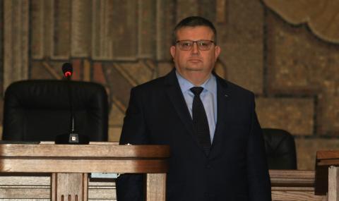 Сотир Цацаров: Корупцията в България не е намаляла