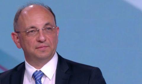 Николай Василев: Мое беше предложението Асен Василев да не е министър на финансите на ИТН - 1