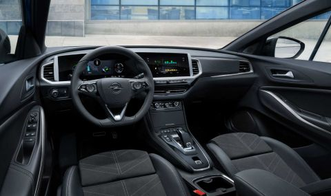 Opel обнови едно от SUV-тата си - 5