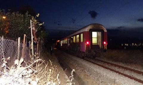 Влак прегази легнал на релсите мъж край Пловдив
