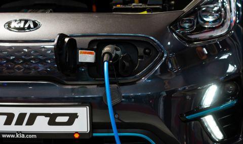 "Kia ще представи 7 нови ""електрички"" до 2026 година"
