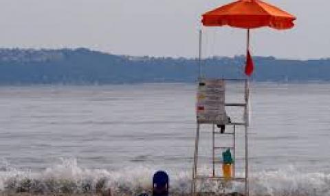 Лош ден за плаж