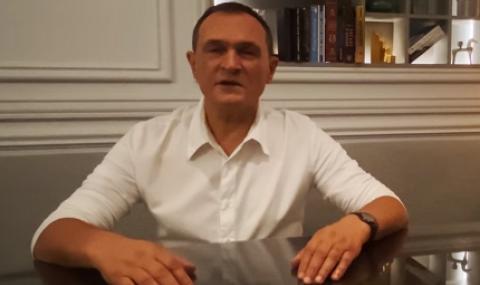 Васил Божков с предложение към Бойко Борисов и Иван Гешев