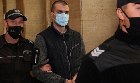 Викторио призна пред съда, че е убил приятелката си и детето им