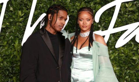 Риана и A$AP Rocky са двойка