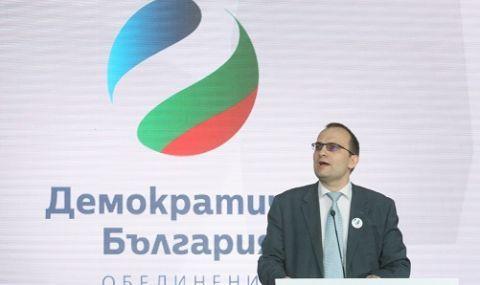 Мартин Димитров и Владислав Панев внесоха ключов законопроект