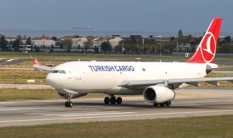 Ръст на карго превозите в авиацията