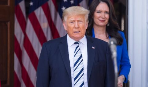 Оттеглянето на Доналд Тръмп доведе до срив на интереса към медиите