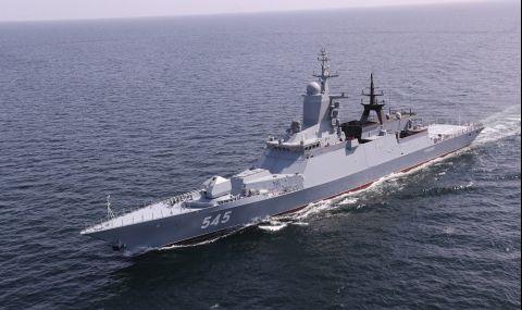 Ирански адмирал: С могъщите руски военноморски сили изпращаме ясно послание