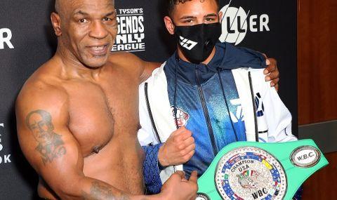 Задава се нещо грандиозно в бокса, Майк Тайсън отново е замесен