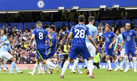 Сити нанесе първа загуба на Челси за сезона (ВИДЕО) - 1