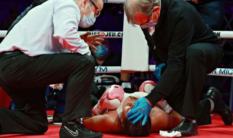 Бащата на починалата 18-годишна боксьорка шокира спортния свят - 1