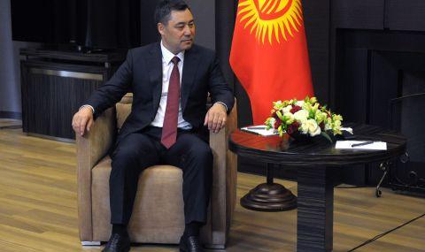 Русия и Киргизстан винаги ще са партньори