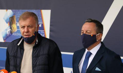 Треньорът на Левски готви първи промени