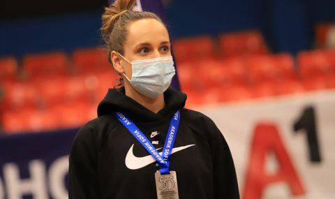 Инна Ефтимова: Много се радвам, че имах възможността да участвам на Олимпиадата - 1